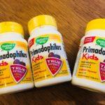 便秘の子供にPrimadophilus(プリマドフィラス)のプロバイオティクスを飲ませた結果